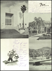 Page 8, 1957 Edition, Ventura High School - Black Gold Yearbook (Ventura, CA) online yearbook collection