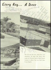 Page 9, 1957 Edition, Ventura High School - Black Gold Yearbook (Ventura, CA) online yearbook collection