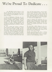 Page 11, 1959 Edition, Ventura High School - Black Gold Yearbook (Ventura, CA) online yearbook collection