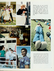Page 13, 1984 Edition, Ventura High School - Black Gold Yearbook (Ventura, CA) online yearbook collection