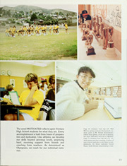 Page 17, 1984 Edition, Ventura High School - Black Gold Yearbook (Ventura, CA) online yearbook collection