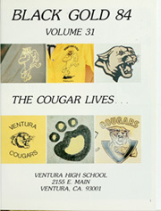 Page 5, 1984 Edition, Ventura High School - Black Gold Yearbook (Ventura, CA) online yearbook collection