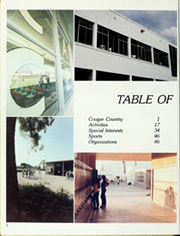 Page 6, 1984 Edition, Ventura High School - Black Gold Yearbook (Ventura, CA) online yearbook collection