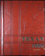 1985 Edition, David Crockett High School - Texan Yearbook (Austin, TX)
