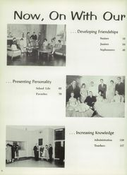 Page 10, 1960 Edition, William B Travis High School - Round Up Yearbook (Austin, TX) online yearbook collection