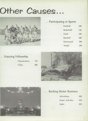 Page 11, 1960 Edition, William B Travis High School - Round Up Yearbook (Austin, TX) online yearbook collection