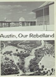 Page 9, 1960 Edition, William B Travis High School - Round Up Yearbook (Austin, TX) online yearbook collection