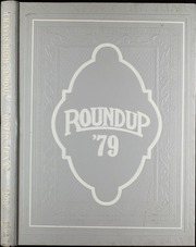 1979 Edition, William B Travis High School - Round Up Yearbook (Austin, TX)