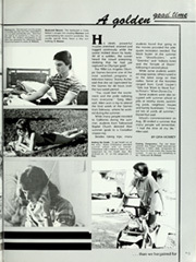 Page 13, 1985 Edition, Spring Woods High School - Safari Yearbook (Houston, TX) online yearbook collection