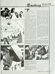 Page 15, 1985 Edition, Spring Woods High School - Safari Yearbook (Houston, TX) online yearbook collection
