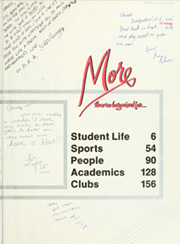Page 3, 1985 Edition, Spring Woods High School - Safari Yearbook (Houston, TX) online yearbook collection