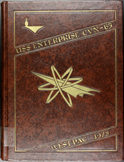 Page 1, 1978 Edition, USS Enterprise (CVN 65) - Naval Cruise Book online yearbook collection