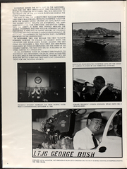 Page 10, 1988 Edition, USS Enterprise (CVN 65) - Naval Cruise Book online yearbook collection