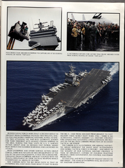 Page 13, 1988 Edition, USS Enterprise (CVN 65) - Naval Cruise Book online yearbook collection