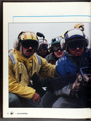 Page 16, 1990 Edition, USS Enterprise (CVN 65) - Naval Cruise Book online yearbook collection