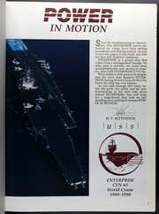 Page 6, 1990 Edition, USS Enterprise (CVN 65) - Naval Cruise Book online yearbook collection
