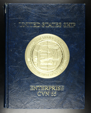 Page 1, 1996 Edition, USS Enterprise (CVN 65) - Naval Cruise Book online yearbook collection