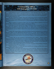 Page 13, 1996 Edition, USS Enterprise (CVN 65) - Naval Cruise Book online yearbook collection