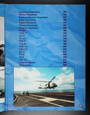 Page 9, 1996 Edition, USS Enterprise (CVN 65) - Naval Cruise Book online yearbook collection