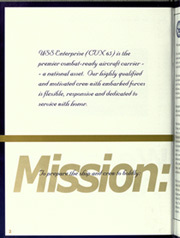 Page 6, 1999 Edition, USS Enterprise (CVN 65) - Naval Cruise Book online yearbook collection