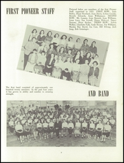 Page 11, 1955 Edition, North Miami Senior High School - Conestoga Yearbook (North Miami, FL) online yearbook collection