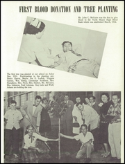 Page 13, 1955 Edition, North Miami Senior High School - Conestoga Yearbook (North Miami, FL) online yearbook collection