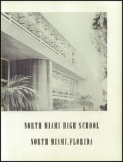 Page 7, 1955 Edition, North Miami Senior High School - Conestoga Yearbook (North Miami, FL) online yearbook collection