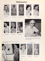 Page 11, 1959 Edition, North Miami Senior High School - Conestoga Yearbook (North Miami, FL) online yearbook collection