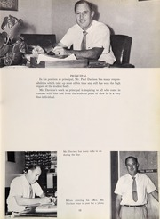 Page 9, 1959 Edition, North Miami Senior High School - Conestoga Yearbook (North Miami, FL) online yearbook collection