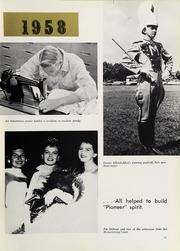 Page 15, 1962 Edition, North Miami Senior High School - Conestoga Yearbook (North Miami, FL) online yearbook collection