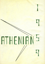 Page 1, 1959 Edition, DeLand High School - Athenian Yearbook (DeLand, FL) online yearbook collection