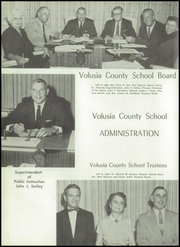 Page 10, 1959 Edition, DeLand High School - Athenian Yearbook (DeLand, FL) online yearbook collection