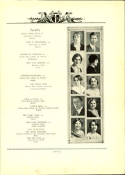 Page 15, 1931 Edition, H B Plant High School - Panther Yearbook (Tampa, FL) online yearbook collection