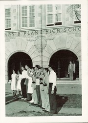 Page 11, 1942 Edition, H B Plant High School - Panther Yearbook (Tampa, FL) online yearbook collection