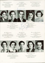 Page 17, 1942 Edition, H B Plant High School - Panther Yearbook (Tampa, FL) online yearbook collection