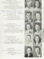 Page 17, 1943 Edition, H B Plant High School - Panther Yearbook (Tampa, FL) online yearbook collection