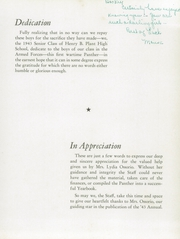 Page 7, 1943 Edition, H B Plant High School - Panther Yearbook (Tampa, FL) online yearbook collection