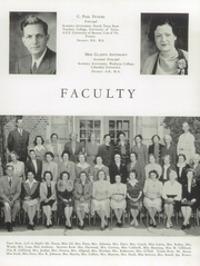 Page 9, 1943 Edition, H B Plant High School - Panther Yearbook (Tampa, FL) online yearbook collection