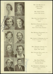 Page 12, 1949 Edition, H B Plant High School - Panther Yearbook (Tampa, FL) online yearbook collection