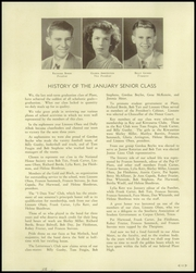 Page 16, 1949 Edition, H B Plant High School - Panther Yearbook (Tampa, FL) online yearbook collection