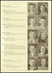 Page 17, 1949 Edition, H B Plant High School - Panther Yearbook (Tampa, FL) online yearbook collection