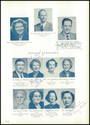 Page 11, 1950 Edition, H B Plant High School - Panther Yearbook (Tampa, FL) online yearbook collection