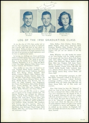 Page 16, 1950 Edition, H B Plant High School - Panther Yearbook (Tampa, FL) online yearbook collection