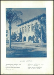 Page 7, 1950 Edition, H B Plant High School - Panther Yearbook (Tampa, FL) online yearbook collection