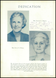 Page 8, 1950 Edition, H B Plant High School - Panther Yearbook (Tampa, FL) online yearbook collection