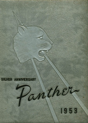 Page 1, 1953 Edition, H B Plant High School - Panther Yearbook (Tampa, FL) online yearbook collection