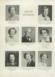 Page 16, 1953 Edition, H B Plant High School - Panther Yearbook (Tampa, FL) online yearbook collection