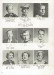Page 17, 1953 Edition, H B Plant High School - Panther Yearbook (Tampa, FL) online yearbook collection