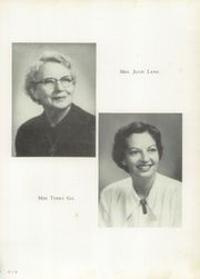 Page 9, 1953 Edition, H B Plant High School - Panther Yearbook (Tampa, FL) online yearbook collection