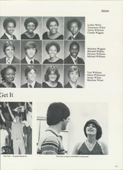 Page 227, 1981 Edition, H B Plant High School - Panther Yearbook (Tampa, FL) online yearbook collection